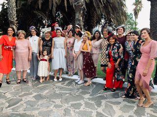 La boda de Elena y Domingo  2