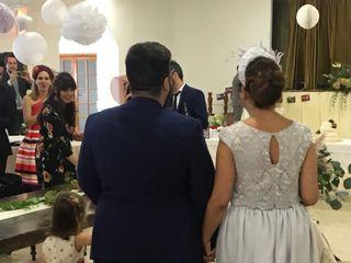 La boda de Elena y Domingo  3
