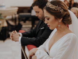 La boda de Sara y Juan Luis