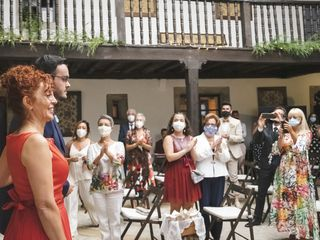 La boda de Natalia y Diego 2