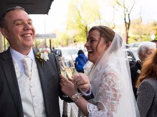 La boda de Sinead y Micheal