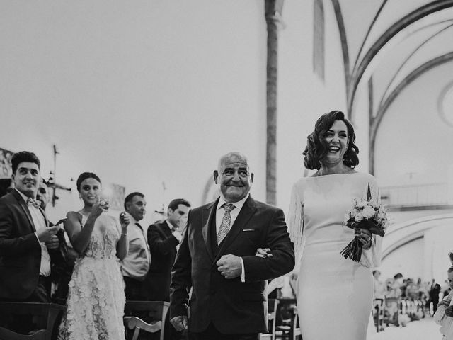 La boda de Carlos Alberto y Virginia en Daimiel, Ciudad Real 40