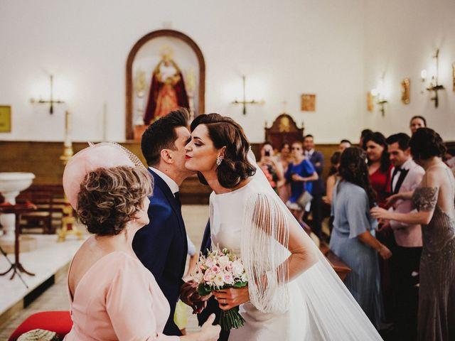 La boda de Carlos Alberto y Virginia en Daimiel, Ciudad Real 41