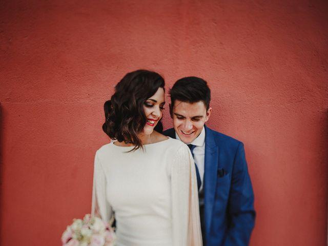 La boda de Carlos Alberto y Virginia en Daimiel, Ciudad Real 54
