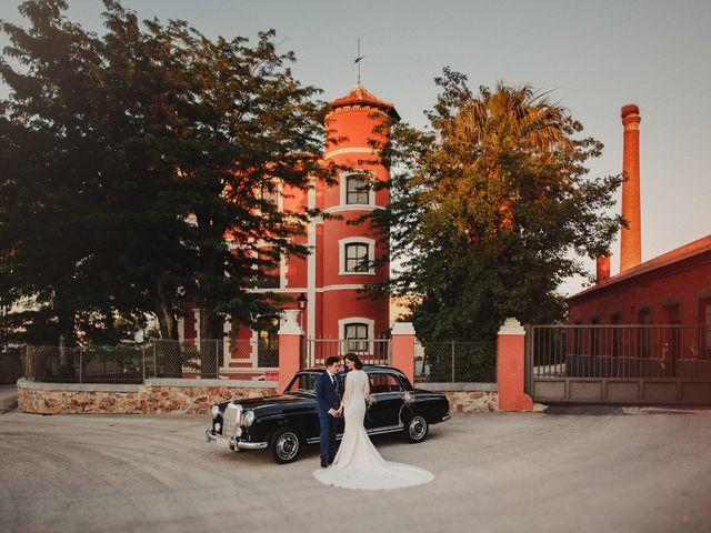 La boda de Carlos Alberto y Virginia en Daimiel, Ciudad Real 1