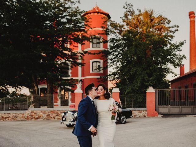 La boda de Carlos Alberto y Virginia en Daimiel, Ciudad Real 60