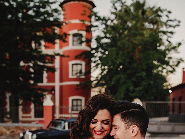 La boda de Carlos Alberto y Virginia en Daimiel, Ciudad Real 63