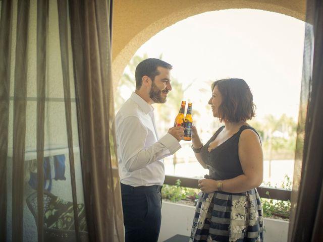La boda de Felipe y Ursula en Zahara De Los Atunes, Cádiz 7