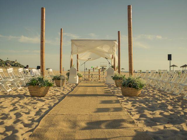 La boda de Felipe y Ursula en Zahara De Los Atunes, Cádiz 20