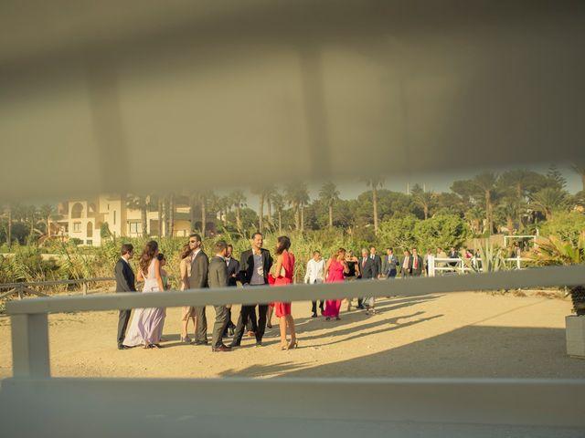 La boda de Felipe y Ursula en Zahara De Los Atunes, Cádiz 21