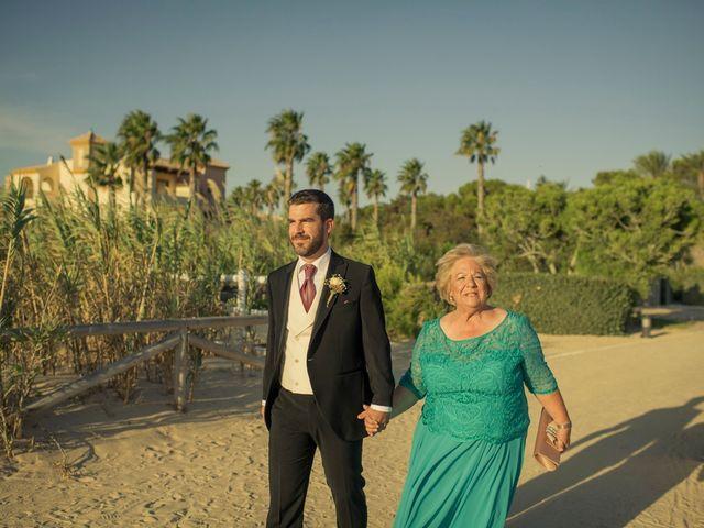 La boda de Felipe y Ursula en Zahara De Los Atunes, Cádiz 22
