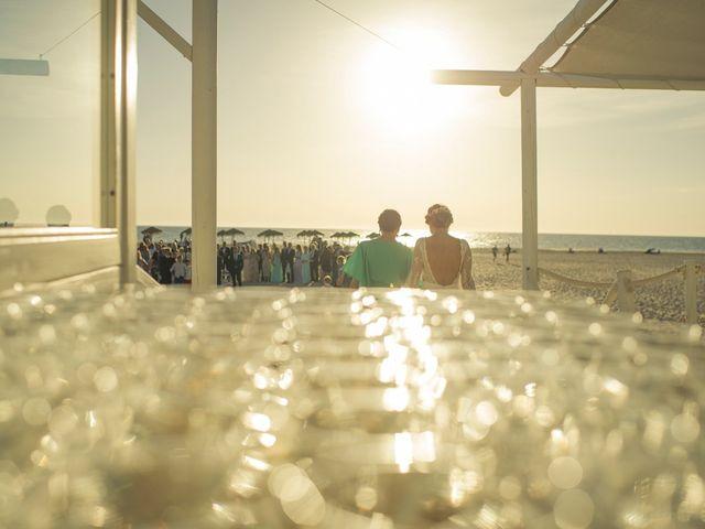 La boda de Felipe y Ursula en Zahara De Los Atunes, Cádiz 25
