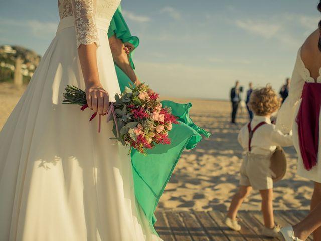 La boda de Felipe y Ursula en Zahara De Los Atunes, Cádiz 27