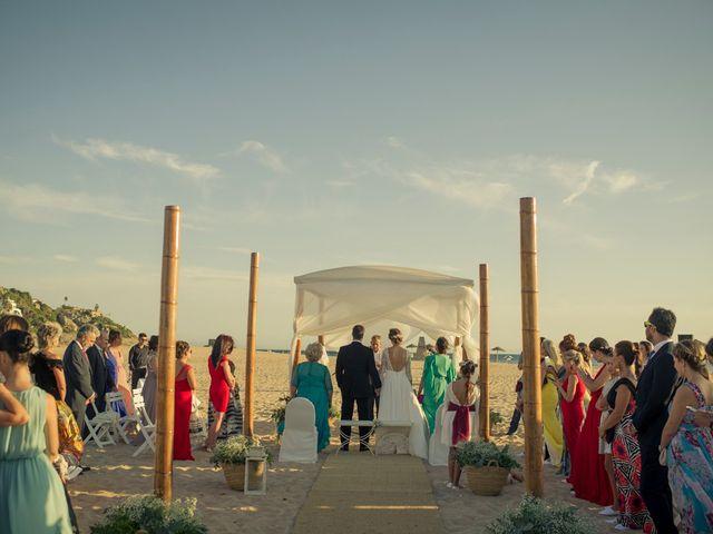 La boda de Felipe y Ursula en Zahara De Los Atunes, Cádiz 29