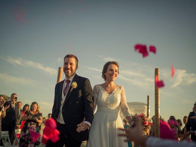 La boda de Felipe y Ursula en Zahara De Los Atunes, Cádiz 32