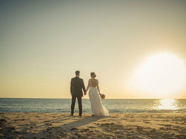 La boda de Felipe y Ursula en Zahara De Los Atunes, Cádiz 33