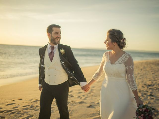 La boda de Felipe y Ursula en Zahara De Los Atunes, Cádiz 1