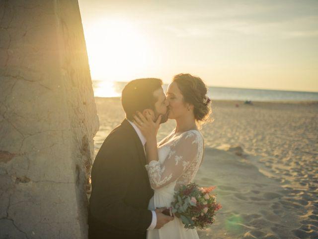 La boda de Felipe y Ursula en Zahara De Los Atunes, Cádiz 38
