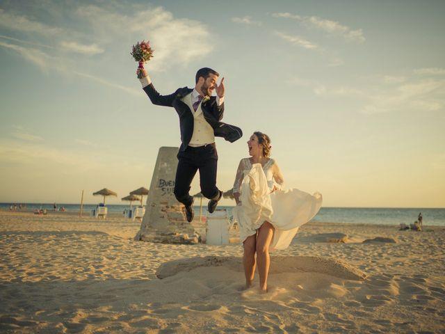 La boda de Felipe y Ursula en Zahara De Los Atunes, Cádiz 40