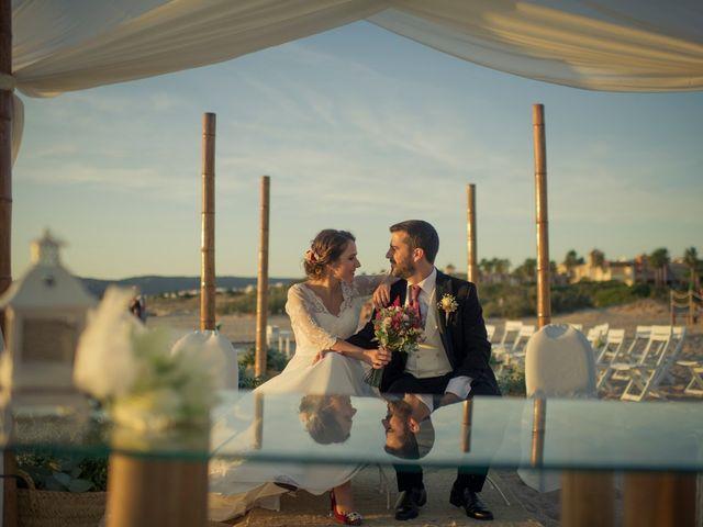 La boda de Felipe y Ursula en Zahara De Los Atunes, Cádiz 41