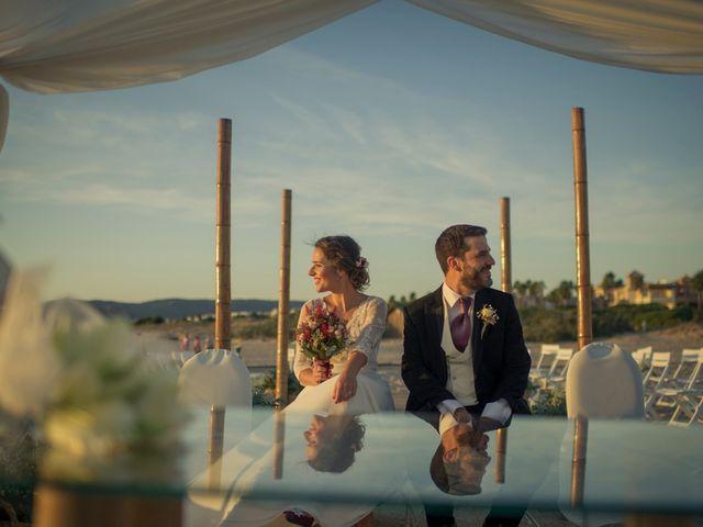La boda de Felipe y Ursula en Zahara De Los Atunes, Cádiz 2