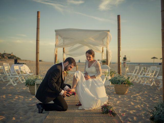 La boda de Felipe y Ursula en Zahara De Los Atunes, Cádiz 42