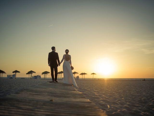 La boda de Felipe y Ursula en Zahara De Los Atunes, Cádiz 44