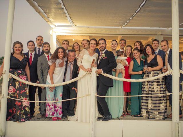 La boda de Felipe y Ursula en Zahara De Los Atunes, Cádiz 49