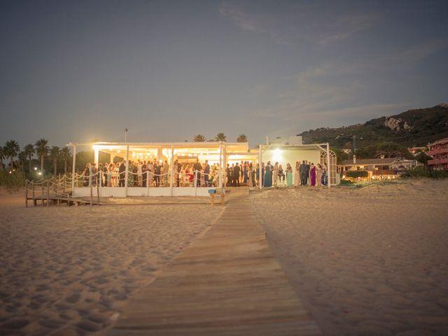 La boda de Felipe y Ursula en Zahara De Los Atunes, Cádiz 53