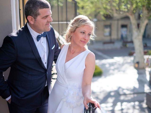 La boda de Norverto y Montserrat en Arenys De Mar, Barcelona 1