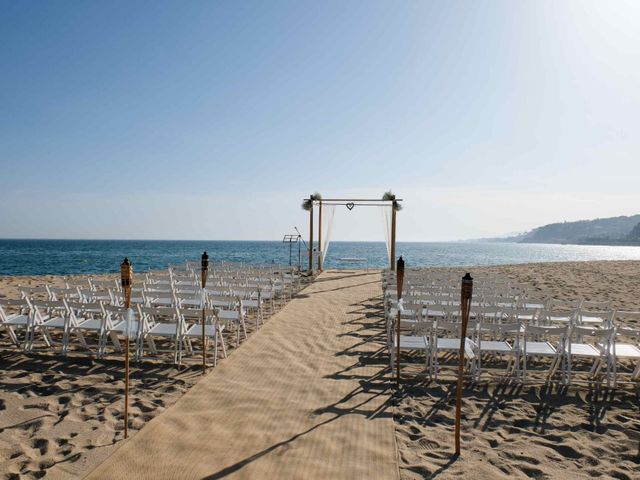 La boda de Norverto y Montserrat en Arenys De Mar, Barcelona 4