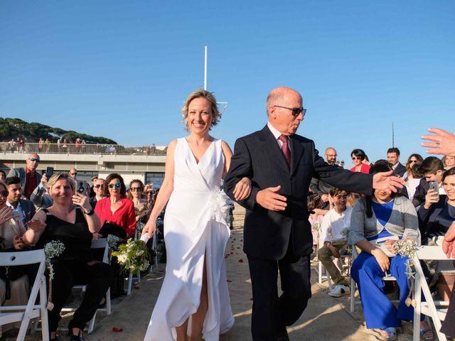 La boda de Norverto y Montserrat en Arenys De Mar, Barcelona 5
