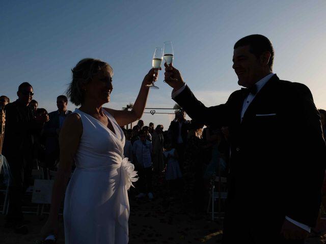 La boda de Norverto y Montserrat en Arenys De Mar, Barcelona 13