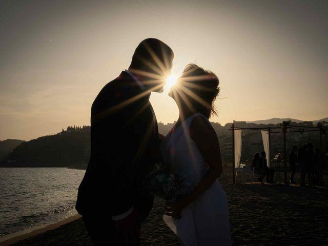 La boda de Norverto y Montserrat en Arenys De Mar, Barcelona 14
