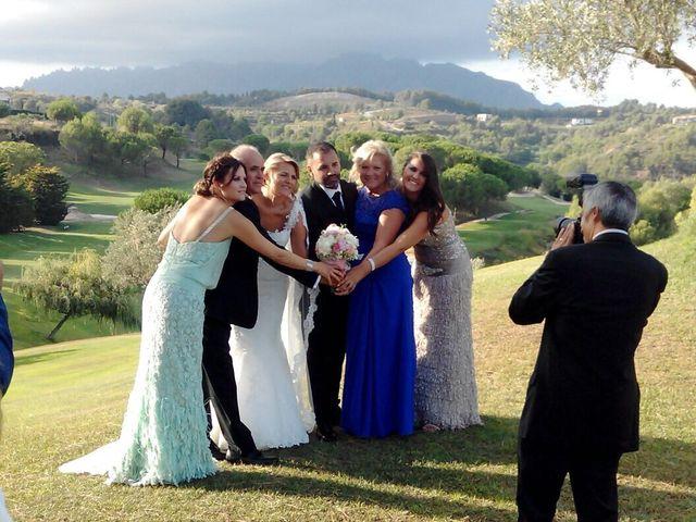La boda de Tony y Eva en Rubi, Barcelona 1