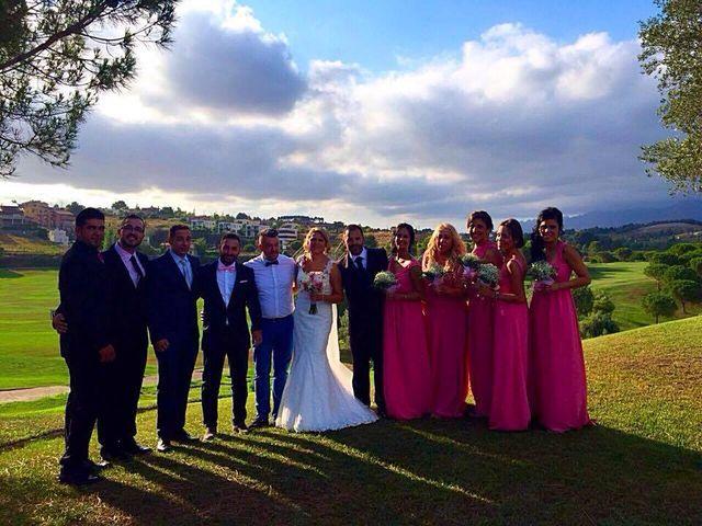 La boda de Tony y Eva en Rubi, Barcelona 5