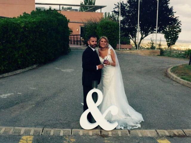La boda de Tony y Eva en Rubi, Barcelona 2