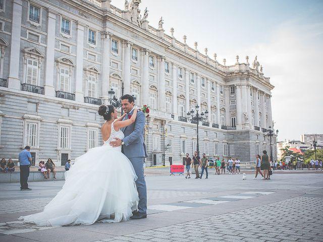 La boda de Loris y Tamara en Madrid, Madrid 46