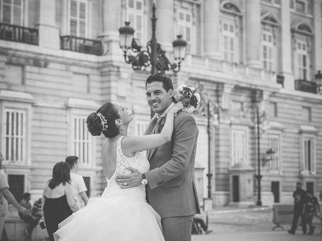 La boda de Loris y Tamara en Madrid, Madrid 47