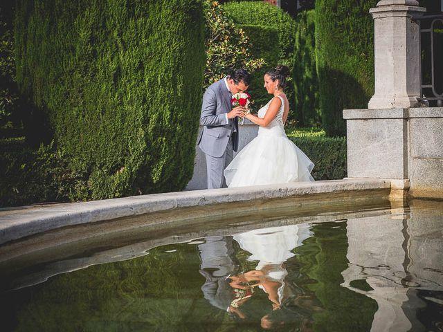 La boda de Loris y Tamara en Madrid, Madrid 48