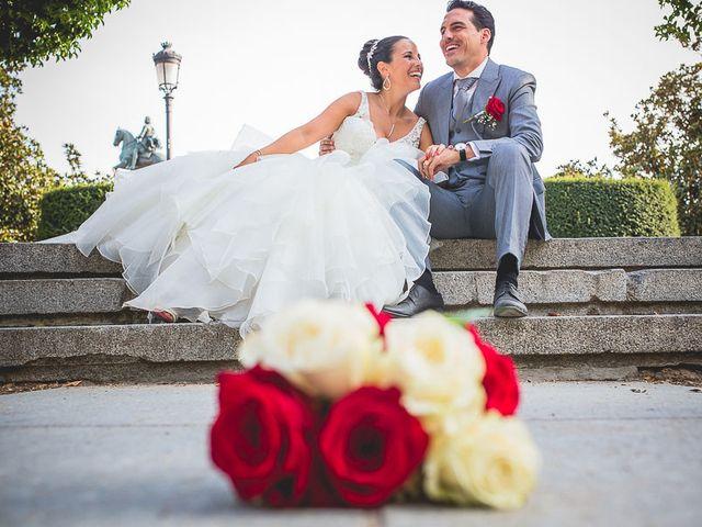 La boda de Loris y Tamara en Madrid, Madrid 51