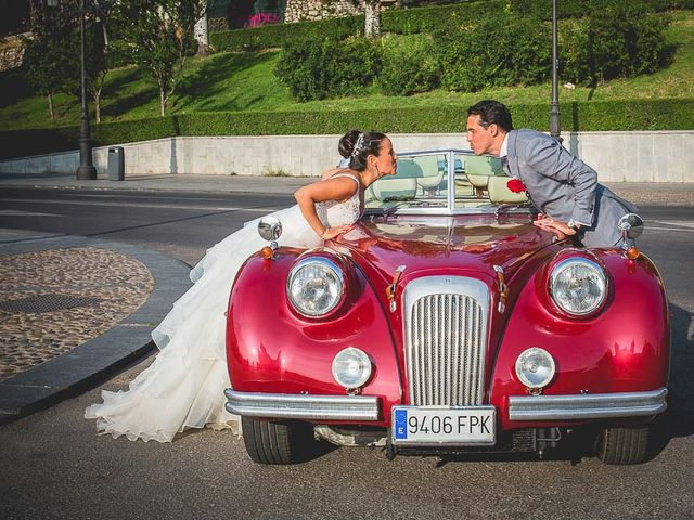 La boda de Loris y Tamara en Madrid, Madrid 52