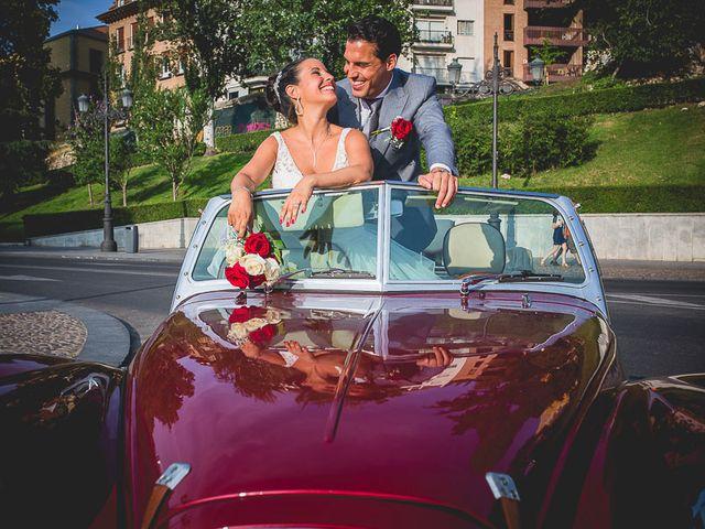 La boda de Loris y Tamara en Madrid, Madrid 54
