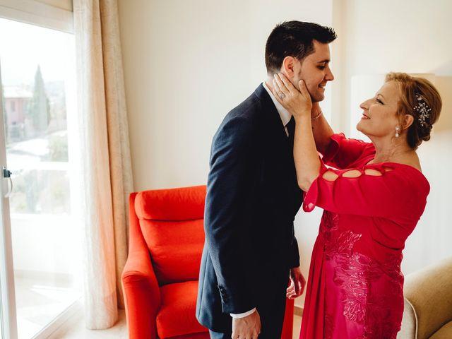 La boda de José Carlos y Alexandra en Fuengirola, Málaga 4