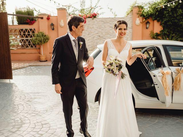 La boda de José Carlos y Alexandra en Fuengirola, Málaga 17