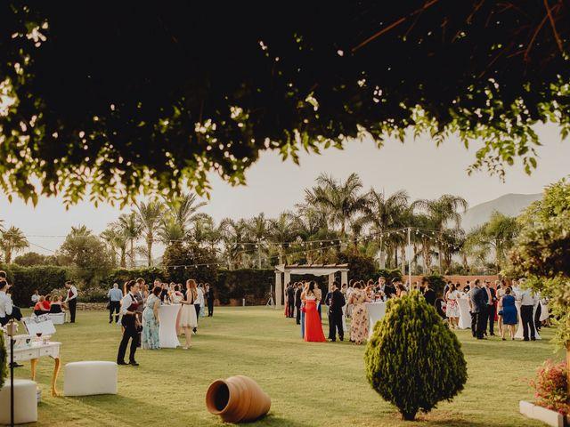 La boda de José Carlos y Alexandra en Fuengirola, Málaga 38