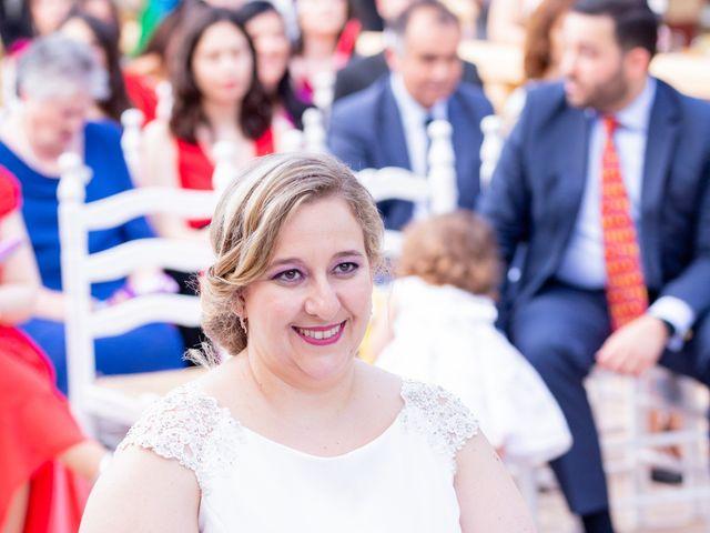La boda de Kike y Sara en Los Santos De La Humosa, Madrid 9