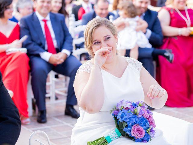 La boda de Kike y Sara en Los Santos De La Humosa, Madrid 10
