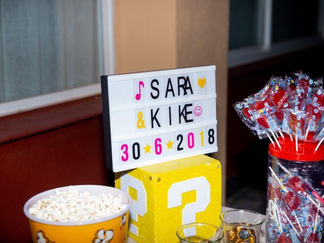 La boda de Kike y Sara en Los Santos De La Humosa, Madrid 14