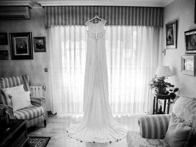 La boda de Kike y Sara en Los Santos De La Humosa, Madrid 20